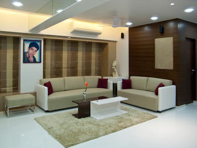 Interior Design For Living Room In Mumbai