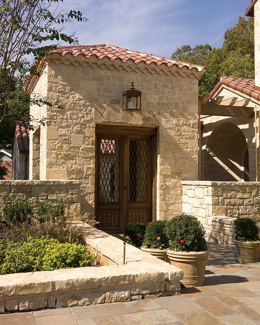 Mediterranean & Tuscan Style Homes Mediterranean Exterior