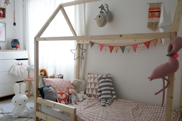 DIY Fabriquer Un Lit Cabane Pour Enfant