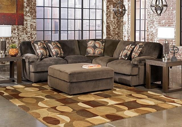 microfiber sofas building a sofa frame living room furniture - traditional ...