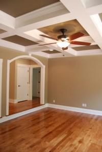 Custom Dream Home - Traditional - Living Room - Charlotte