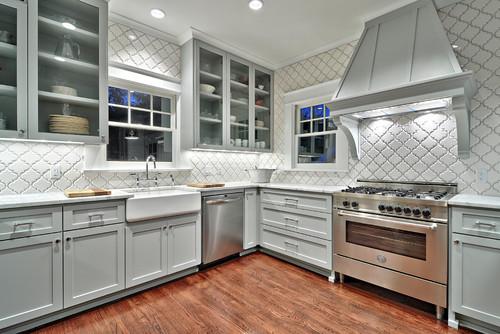 arabesque tile backsplash home art tile