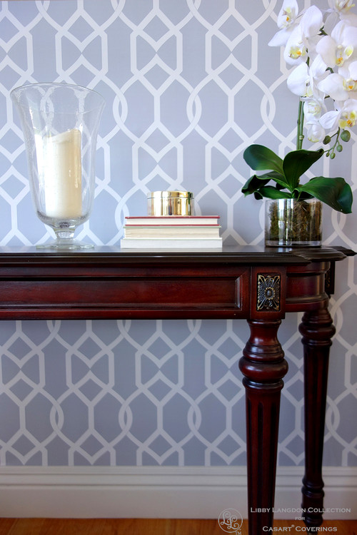 Libby Langdon Collection for Casart Coverings