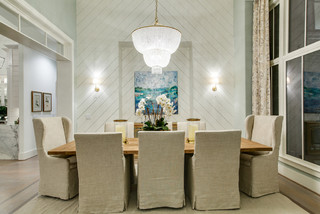 Parade Home 2016 transitional-dining-room