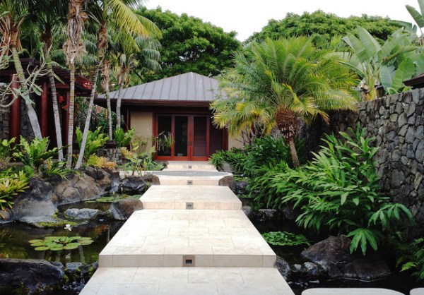 hawaii island landscaping - tropical