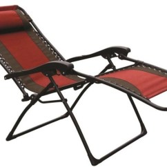 Zero G Garden Chair Recliner Massage Seasonal Trends Gravity Lounge Patio Red Tan Extra Large Contemporary Outdoor Folding Chairs By Life And Home