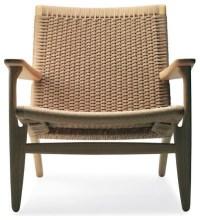 Hans Wegner CH25 Easy Chair | Danish Design Store