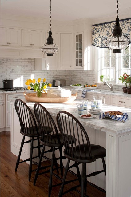 Nantucket Summer Home  Traditional  Kitchen  Boston