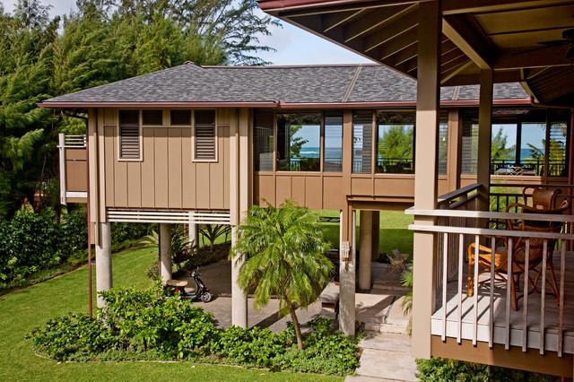 Coastal Homes Stilts