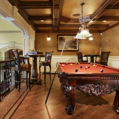 New York Loft Style Living Room Walls Color Ideas Game With Pool Table - Traditional Family ...