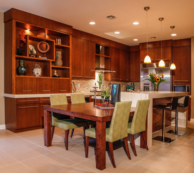 KITCHEN REMODEL SUMMERLIN  Contemporary  Kitchen  Las Vegas  by InsideStyle Home and Design