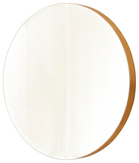Solace Mirror, Caramel Bamboo