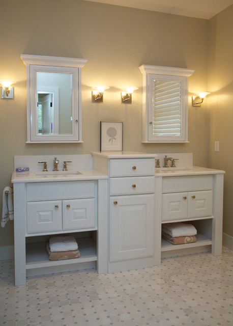 New Cape Cod Home  Traditional  Bathroom  Boston  by Encore Construction