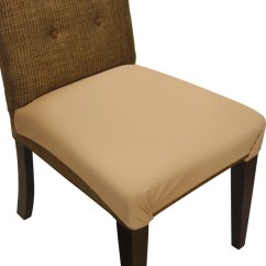 Material To Cover Dining Chairs Monarch Smartseat Chair Seat And Protector By Sandstone Tan