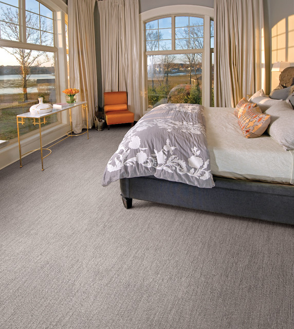 Fabrica Kennedy Point Wool Carpet  Transitional  Bedroom  Minneapolis  by Innovative