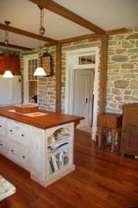 1800's Farmhouse Kitchen Remodel - Traditional - Kitchen ...