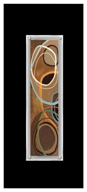Premier Housewares Abstract Framed Wall Art