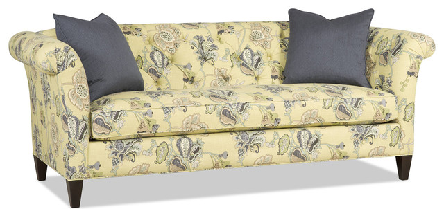 emma tufted sofa dr upholstery sam moore astrid back java transitional sofas by
