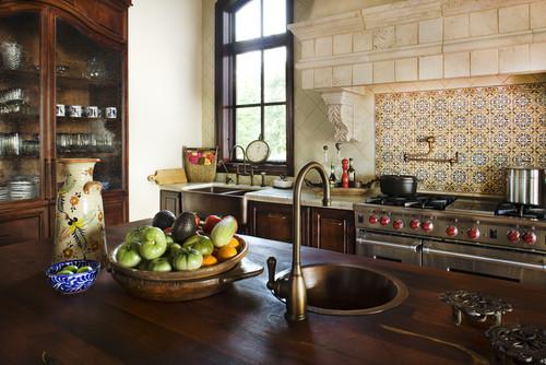 Style Spotlight Mediterranean Kitchen Design