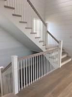 Contemporary Southampton Estate   Beach Style   Staircase ...