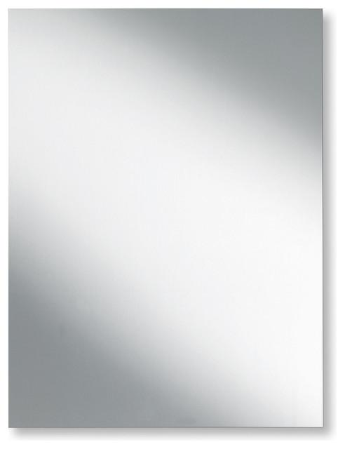 DWBA Wall VerticalHorizontal Frameless Rectangular Bath