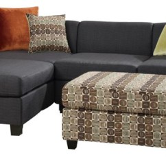 Elena Reversible Chaise Sofa Best Reclining Sectional Sofas Foter ...