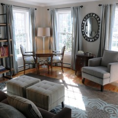 Decorating A Living Room With Navy Blue Furniture Whats Good Color For Room/home Office - West Newbury Traditional ...