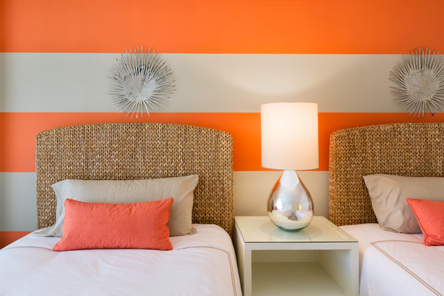 South Palm Beach coastal-bedroom
