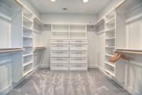 Modern/ Contemporary Home - Contemporary - Closet ...