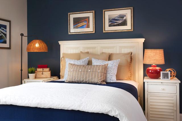 Mattapoisett Landing beach-style-bedroom