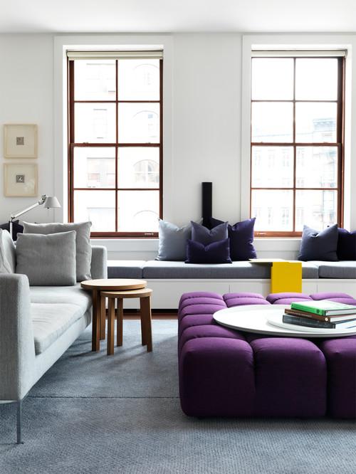 Contemporary Living Room By Melbourne Interior Designers U0026 Decorators Nexus  Designs