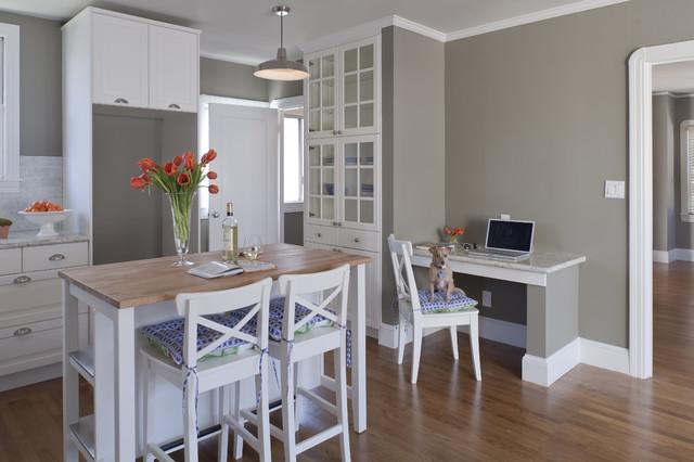 Image result for greige kitchen