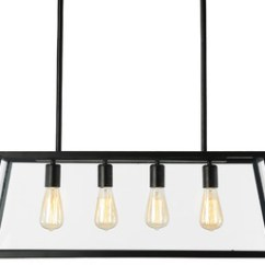 Kitchen Island Lighting Best High End Appliances Quinn Black Glass Chandelier Contemporary By Light Society