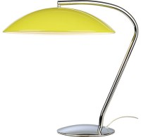 Atomic Yellow Table Lamp - Modern - Table Lamps - by CB2