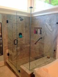 Atlanta, GA - Master Bathroom Re-Renovation - Rustic ...