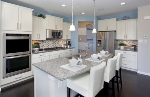 Pulte Homes Home Builders Hilltop At Preston Woods St Louis Mo Kitchen
