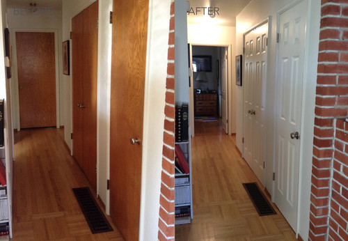 New interior doors can completely transform a home
