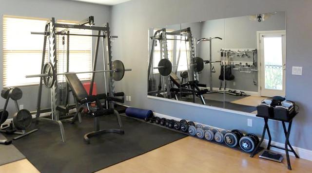 Gym Gym Mirrors