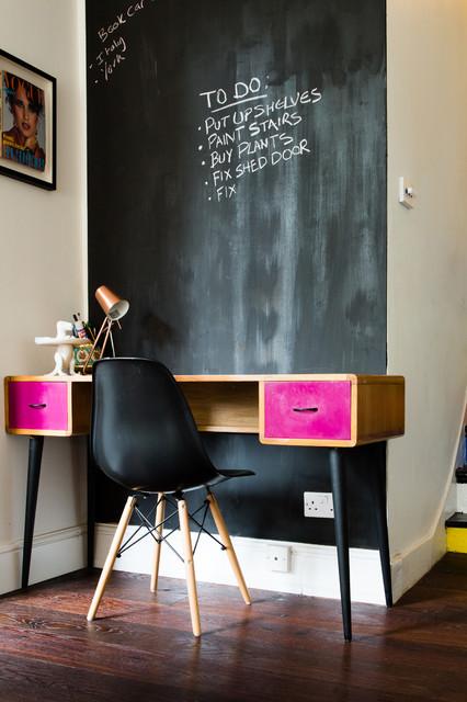 North London Apartment eclettico-studio