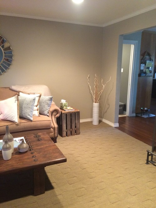 Help Walkthrough living room design