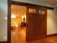 Interior Sliding Doors - Basement - Toronto - by Homestead ...