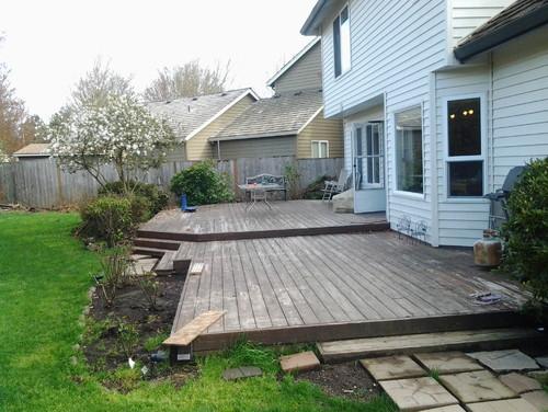 deck & landscaping ideas