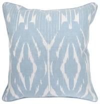 Mortko Light Blue Accent Pillow - Decorative Pillows - los ...