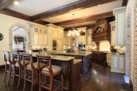 Luxury Custom Kitchen Design - Traditional - Kitchen ...