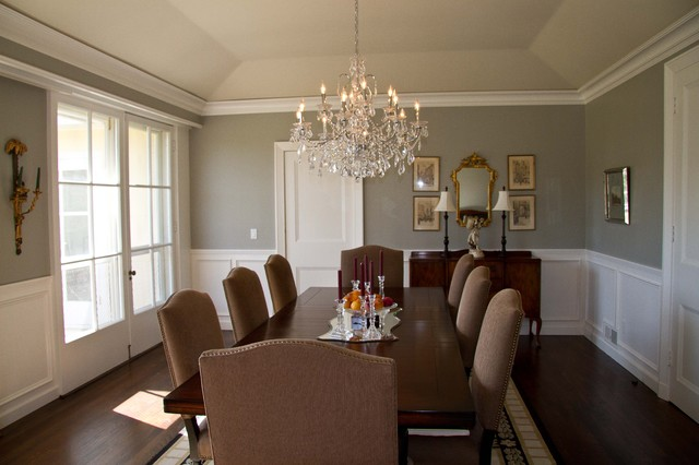 Dining Room Remodel  Traditional  Dining Room  Sacramento