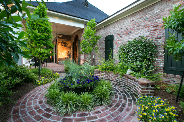 Southern Trace Retreat  Traditional  Landscape  Dallas  by Terry M Elston Builder
