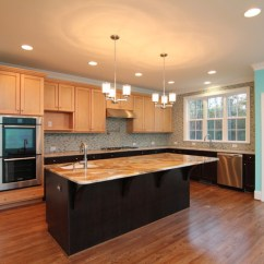 Lights Over Kitchen Island Parts For Kohler Faucets - Transitional Raleigh By ...