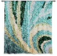 DiaNoche Unlined Window Curtains by Sylvia Cook Mosaic ...