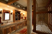 Lynne Barton Bier - Rustic - Bathroom - denver - by Lynne ...