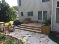 Deck and Patio in Cary, NC - Traditional - Deck - Raleigh ...
